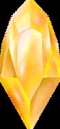 FFIII Model - Gold Crystal