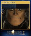 FFIX Steam Card Adelbert Steiner