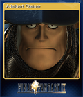 FFIX Steam Card Adelbert Steiner