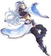 FFLTNS Kuja Artwork
