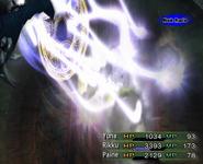 FFX-2 Energy Blast
