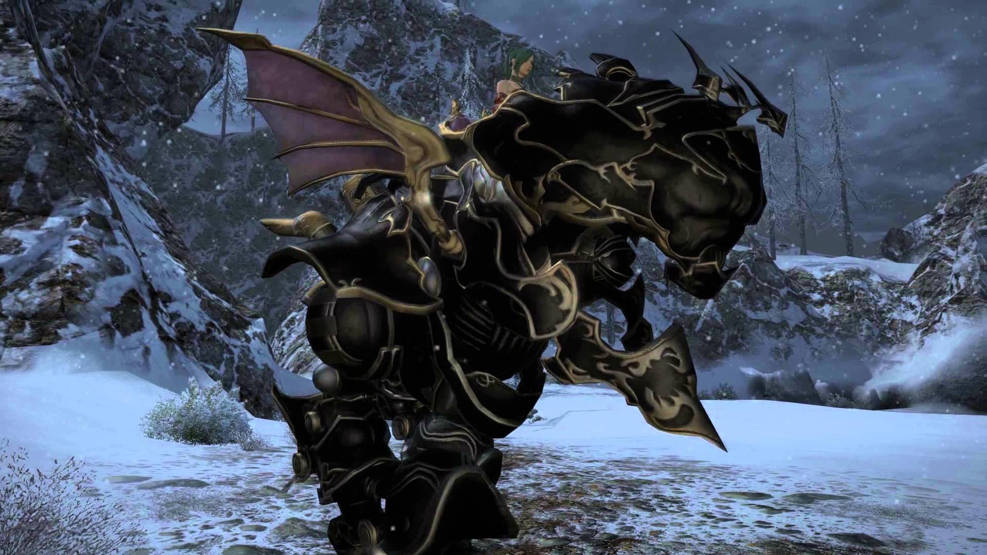 Final Fantasy XIV allusions/Final Fantasy series
