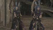 FFXIV ShB Ciuna and Phyna