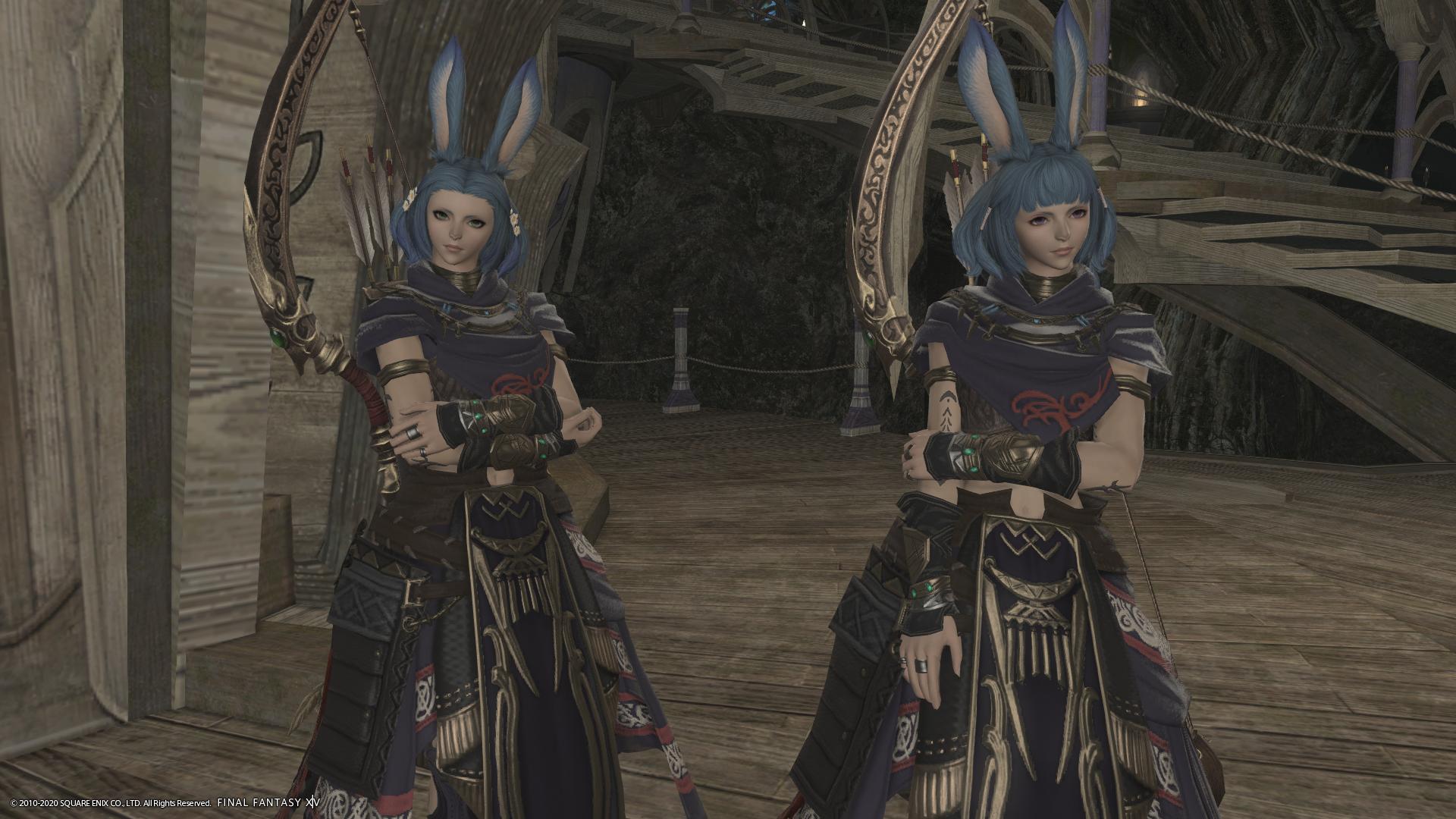 Ciuna and Phyna