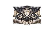 Iron Maiden artwork for Final Fantasy VII Remake
