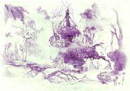 Jugner Forest FFXI Art 2