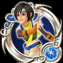 KHUX KH1 Yuffie 4★ Medal.png