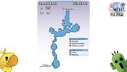 WoFF Wellspring Woods Map