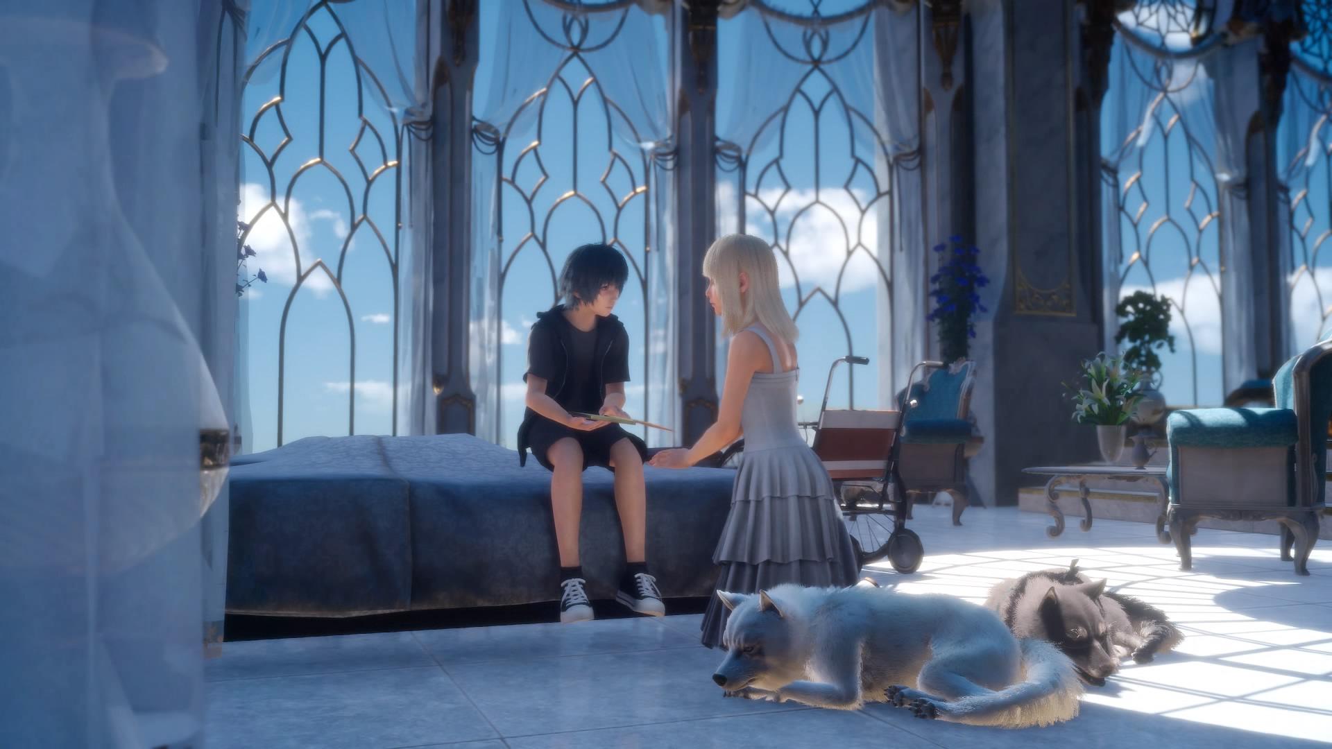 Религиозные отсылки в Final Fantasy XV