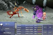 Curse Dinozombie FFIV IOS