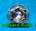FFDII Dark Shiva Blizzard Rush I icon