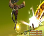 FFX Immolation