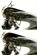 Nix Closeups Art FFXIII