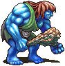 Ogre Mage in Final Fantasy (PSP).