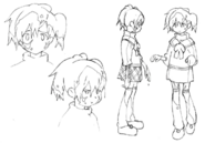 Ai is fruity sketch for Final Fantasy Unlimited
