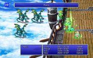 BRD using Paean from FFIII Pixel Remaster