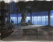 Deep Sea Research Center FFVIII Art 2