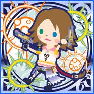 FFAB Scattershot - Yuna Legend SSR