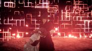 Magic Wall in Close Encounter of a Terra Kind in FFXV