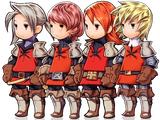 Воин (Final Fantasy III)