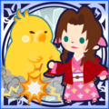 FFAB Fat Chocobo - Aerith Legend SSR