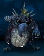 Hedgehog Pie King from FFVII Enemy Intel