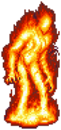 Liqud Flame 1 from FFV SNES sprite