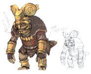 Orc FFXI Art 3