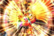 Phoenix from FFIX Remastered
