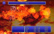 SMN using Inferno from FFIII Pixel Remaster