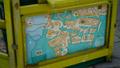 Altissia tourist information map in FFXV