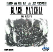 Black materia ffvii cover