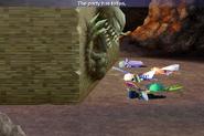 Demon wall ffivios 1