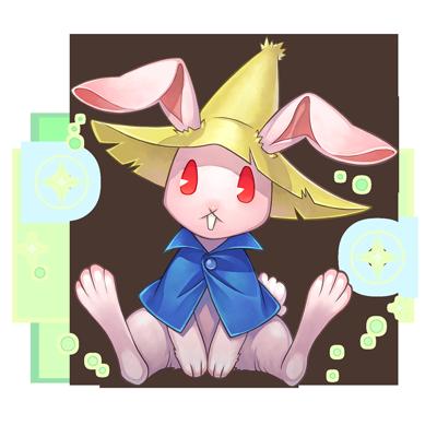 Mysidian Rabbit (Dimensions II)