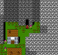 FFIII NES Mythril Mines Entrance