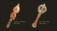 FFXI Geomancer Weapon