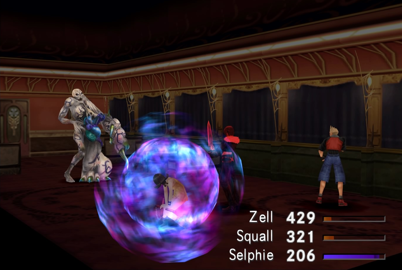 Dispel (Final Fantasy VIII)