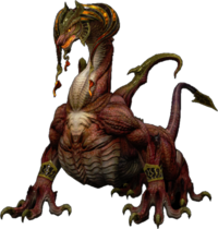 Zaltys is a large-scale feral creature in Lightning Returns: Final Fantasy XIII.