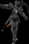 Mithra DRK (FFXI)