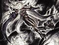 Dissidia Amano Emperor