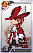 FF3 Red Mage N F Artniks