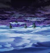 FFBE Rolling Snowlands BG