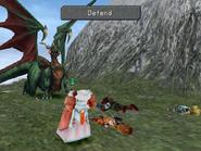 FFIX Quina Defend