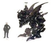 FFXIV Magitek Armor Concept