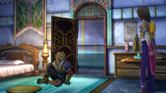 FFX Thunder Plains Yuna's Room