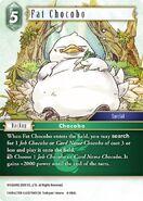 Fat Chocobo 4-064L from FFTCG Opus