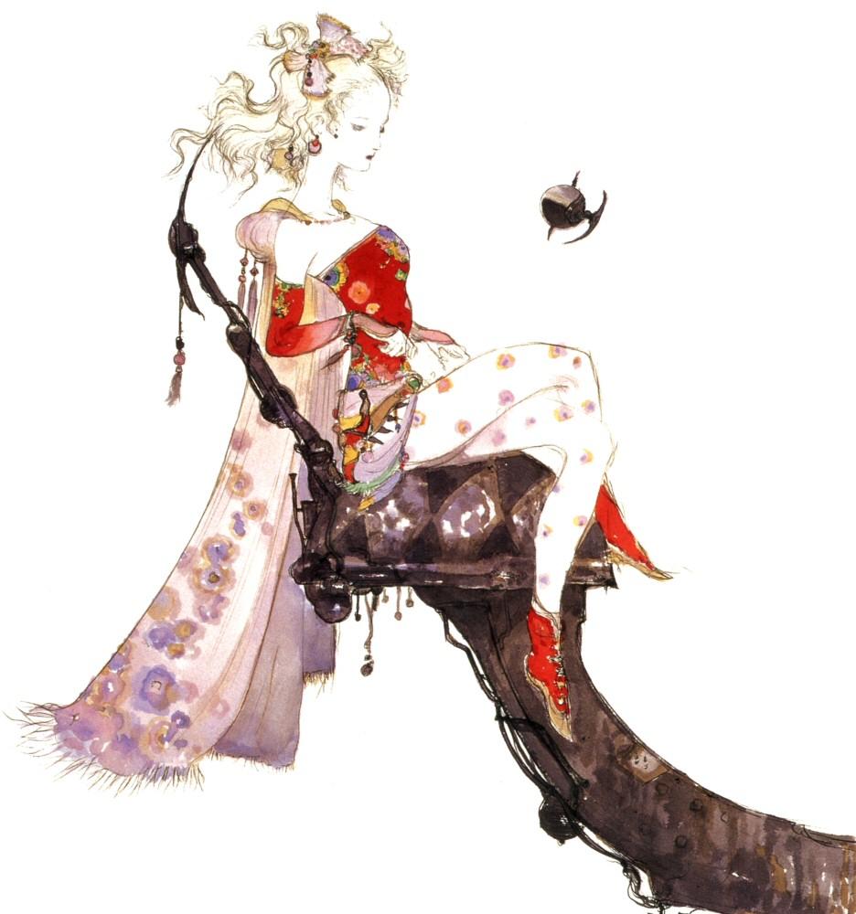 Список персонажей Final Fantasy VI