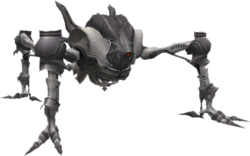 Omega, as seen in Final Fantasy XI.