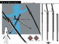 Weiss Swords Artwork
