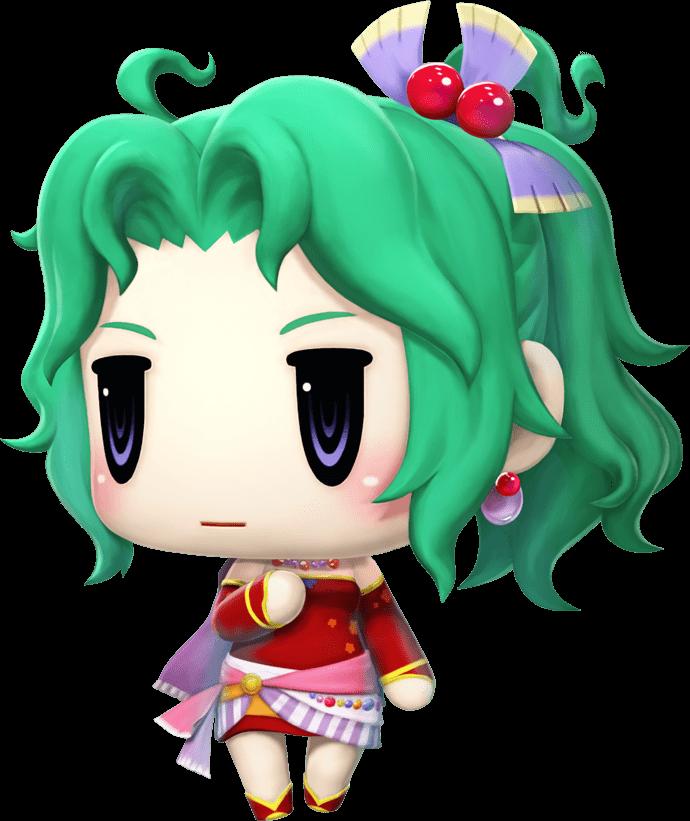 Terra (World of Final Fantasy boss)